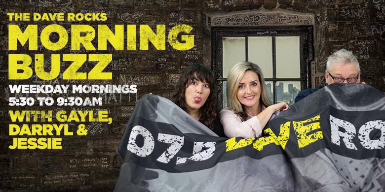 The Dave Rocks Morning Buzz