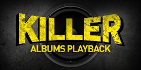 Killer Albums Playback