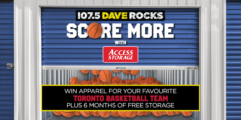 Score More with Access Storage