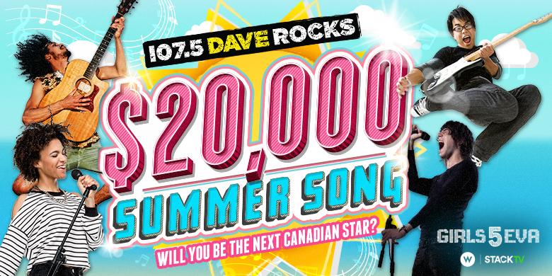 $20,000 Summer Song 2021