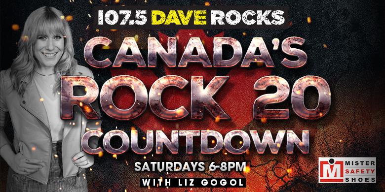 Canada's Rock 20 with Liz Gogol