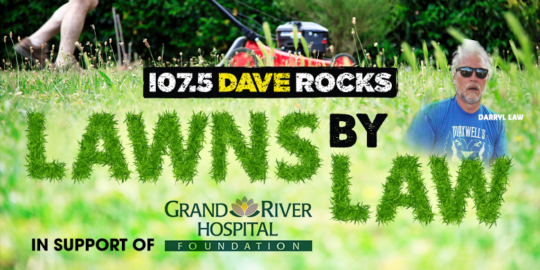 Lawns by Law – in support of Grand River Hospital Foundation